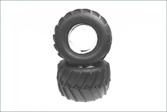 Tire/Inner Sponge(for MAD FORCE Ready Set)