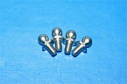Low Mount 4.8mm Ball Stad(S/4pcs)