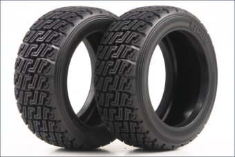 Rally Tire (2pcs/DRX)