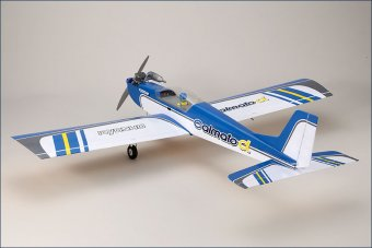 KYOSHO Calmato Alpha 40 Sports EP/GP (Blue)