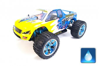 HSP 1/10 EP 4WD Off Road Monster (NiMh, Brushless)