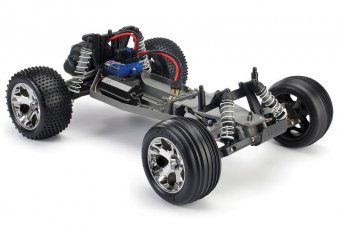 TRAXXAS Rustler 1/10 2WD Brushed TQ