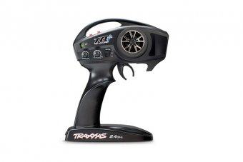 TQi 2.4 GHz radio system, 2-channel Traxxas Link enabled (2-ch transmitter, 5-ch micro receiver)