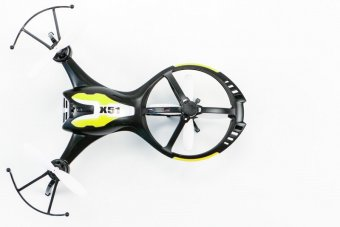 SYMA X51 4CH tricopter with 6AXIS GYRO