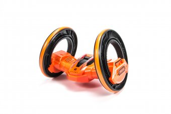 Two Rounds Stunt