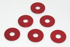 Wheel Spacer Set(0.5 0.75 1.0/Red/TF-5 S