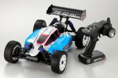 KYOSHO 1/8 GP 4WD Inferno NEO RTR (Blue)