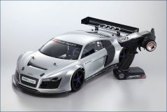 KYOSHO 1/8 GP 4WD Inferno GT2 Audi R8 RTR