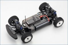 KYOSHO 1/9 EP 4WD DRX VE 2010 Ford Fiesta RTR
