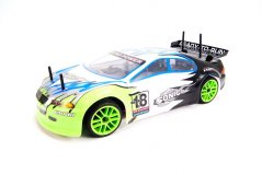 HSP 1/10 GP 4WD On Road Car