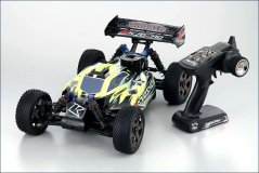 KYOSHO 1/8 GP 4WD Inferno NEO 2.0 RTR (Yellow)