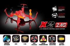 SYMA X2 4CH quadcopter with GYRO