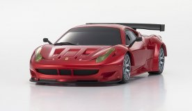 KYOSHO Mini-Z MR-03 Sports Ferrari 458 GT2 Metallic Red Version