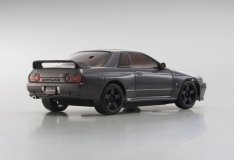 KYOSHO Mini-Z MR-03 Sports NISSAN SKYLINE R-32 Gun Gray Metallic with LED