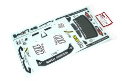 Decal Set Lancer Evolution X KX4 FAZER