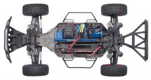 TRAXXAS Slash Ultimate 1/10 4WD VXL TQi Fast Charger TSM