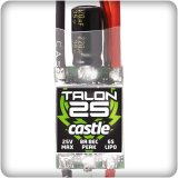 Talon 25, 25AMP, 6S MAX, HEAVY DUTY BEC