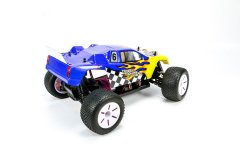 HSP 1/10 EP 4WD Off Road Truggy (Brushed, Ni-Mh)