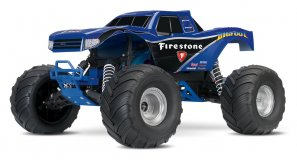 TRAXXAS BIGFOOT 1/10 2WD TQ Fast Charger