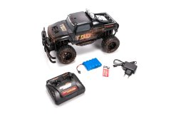 YED Mud SUV Car 1:10 Black