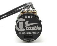 Castle Creations 1512 1Y Sensored 4-Pole Brushless Motor (2650kV)